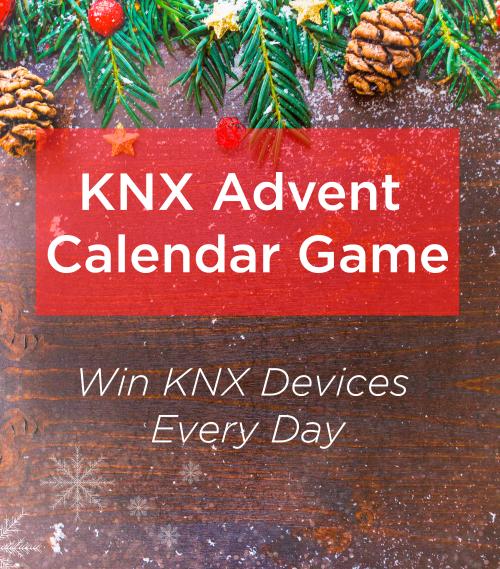 KNX advent calendar